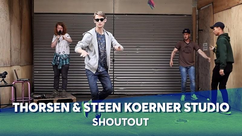 THORSEN STEEN KOERNER STUDIO | Urban Copenhagen Dancebox Act