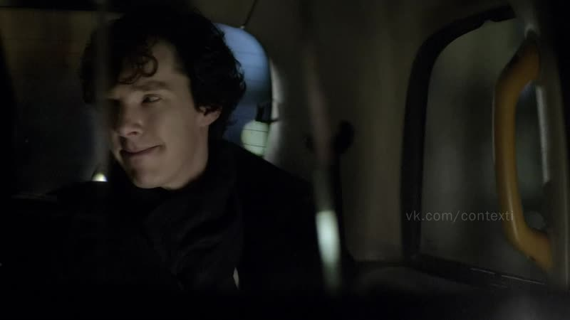 Sherlock 1x01 пошел к черту