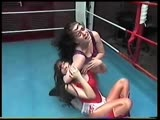 Sisters at War Louise Lockwood vs Michelle Madison 15yo