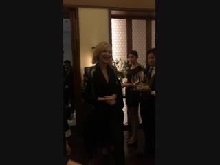 Cate Blanchett for IWC-3