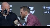 Пресс-конференция Хабиба и Конора перед UFC 229   Лучшие моменты  Часть вторая