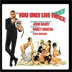 John Barry альбом You Only Live Twice