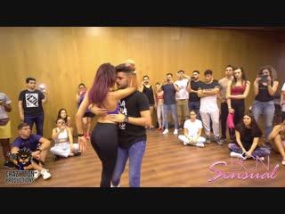 Luis & Andrea - Ya me entere @ BCN Sensual Bachatea 2018
