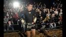 Muay Thai fighter vs Street Fighter