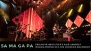 Sa Ma Ga Pa Ekalavya Lugano Jazz Festival 2018 Abhijith P S Nair Sandeep Mohan Mohini Dey