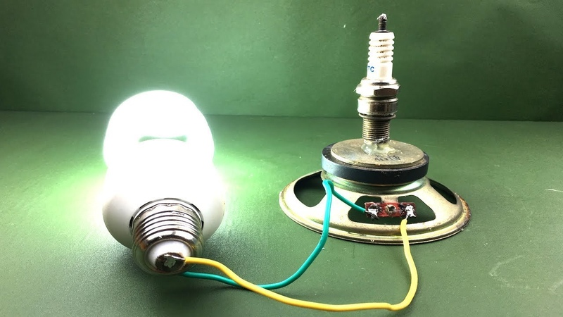 New Free Energy Generator Coil 100 Real New Technology Idea Project 2019
