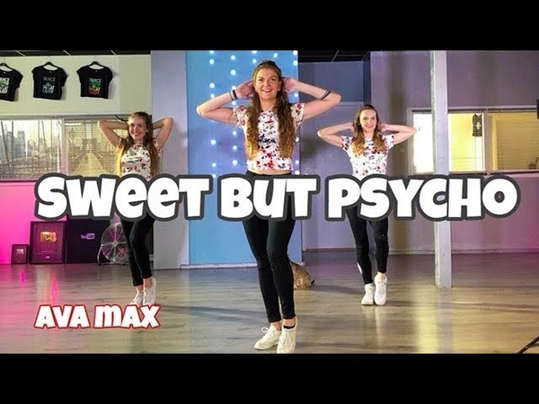 Sweet but Psycho - Ava Max - Easy Fitness Dance Video Choreography - Baile