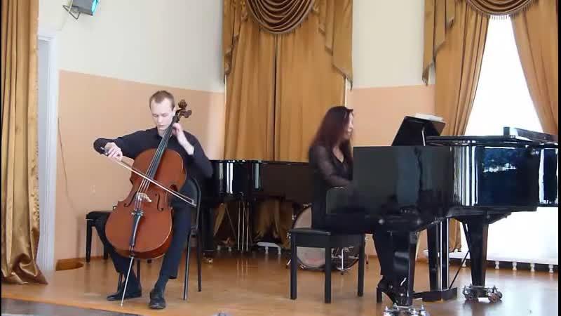 Отчётный концерт струнного и оркестрового отделения (09.03.19 г.)
