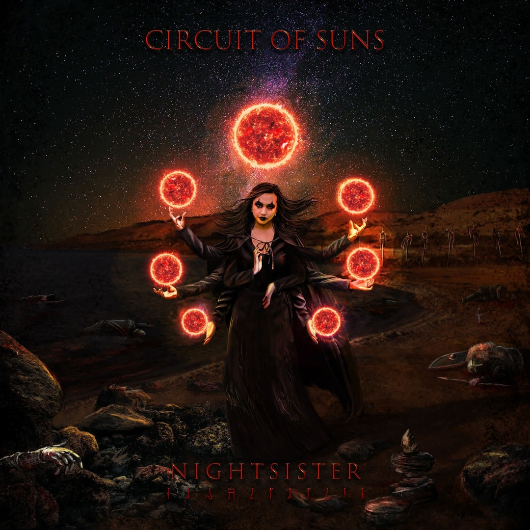Circuit Of Suns - Night Sister [EP]