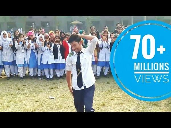 Laila Main Laila | Dance for girls | College Ground | Cant Public, Rangpur | আনন্দ উৎসব 2018