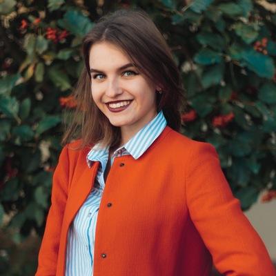 Анастасия Миллер