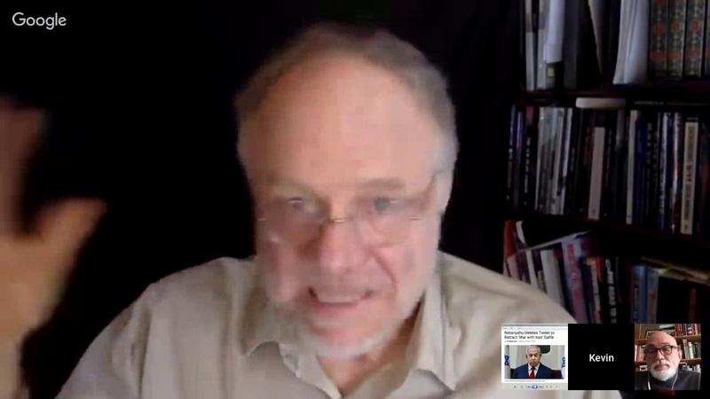War On Iran Truth Ft Kevin Barrett on False Flag Weekly News