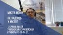 Канал Культура Беларускага радыё. Мікіта Моніч. 01. Як хадзіць у музеі?