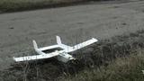 изделие 0052 самолет с толкающим мотором и хвостом рама