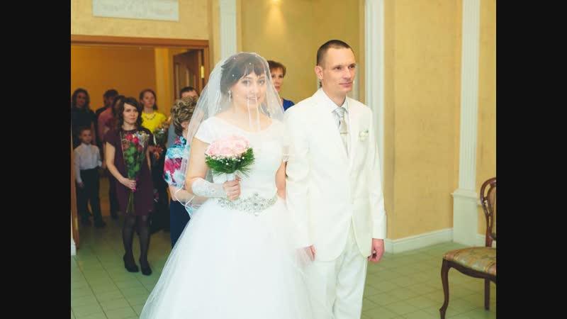 видеоклип нашей свадьбы