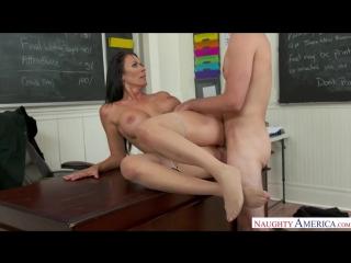 Reagan  foxx - my first sex teacher [all sex, hardcore, blowjob, gonzo]