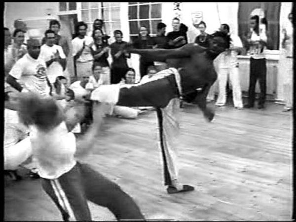 Capoeira Mestre Liminha Evento do Contra Mestre Mula