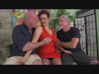 Scarlett o'ryan [first dp, anal sex, big ass, big dick, blowjob, cumshot, deepthroat, gaping, group sex, milf]