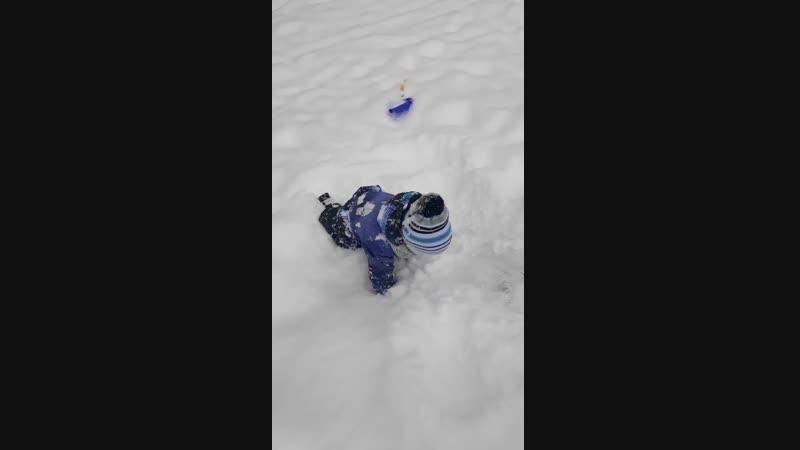 Снежный Лёшик