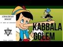Pinocchio ist ein Freimaurer ein Kabbalist!