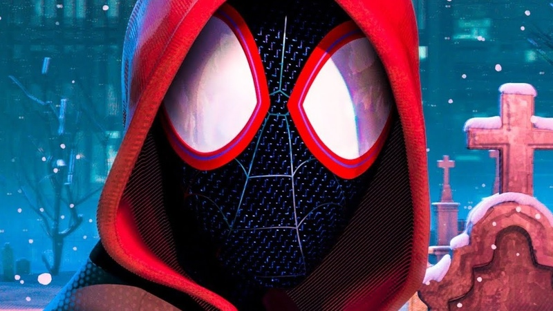 3 плюса и 3 минуса мультика Человек-паук: Через вселенные