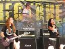 НАШЕСТВИЕ 2009 - TRACKTOR BOWLING