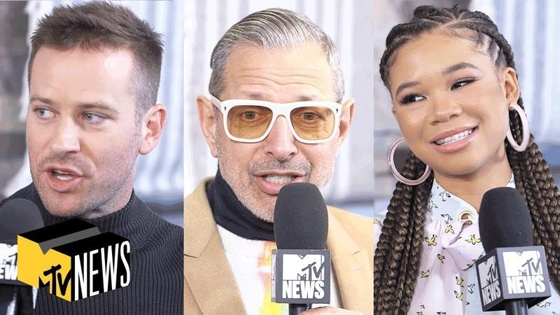 Armie Hammer, Jeff Goldblum the Stars of Sundance Share Their Obsessions | MTV News