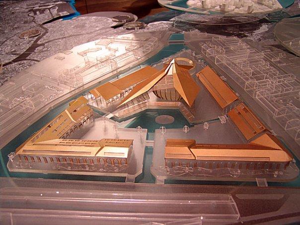 Что построили и что планировали построить на месте Новой Голландии