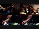 Master Of Puppets Cover Midi Guitar Cello