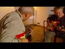 Mark Knopfler Play It Again teaching Bill Oddie guitar