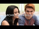Varchie Veronica and Archie All Kisses Season 2 2x01 2x22