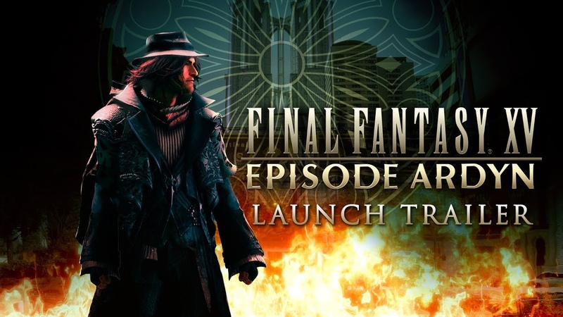 """FINAL FANTASY XV EPISODE ARDYN 