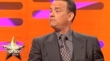 Tom Hanks Does An Amazing British Accent The Graham Norton Show CLASSIC CLIP
