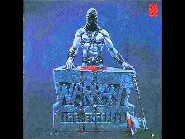 Warrant The Enforcer Album The Enforcer