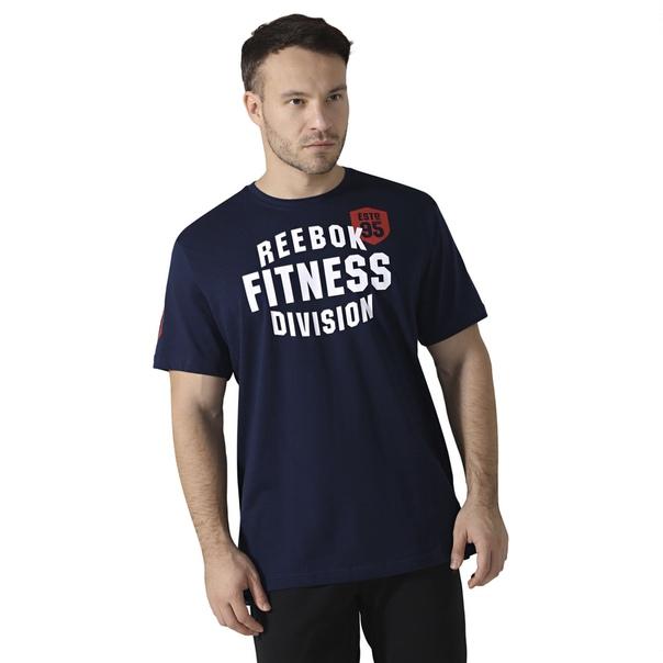Спортивная футболка Reebok Fitness