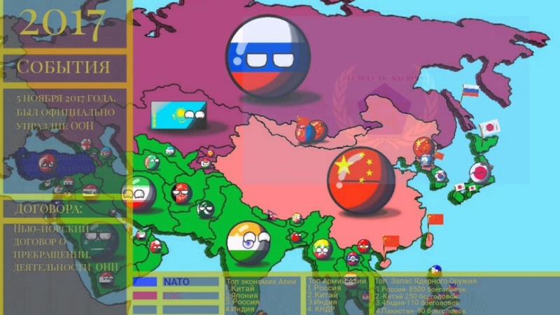 Будущие Азии, Серия Номер 1. * Co Reliz Films Mapper*