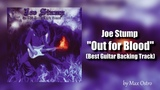 Joe Stump - Out for Blood (Best Guitar Backing Track)