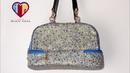 Bolsa térmica com dois compartimentos - Maria Adna Ateliê - Cursos e aulas de bolsas de tecido