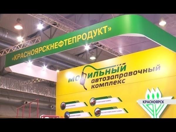 В Красноярском крае появились первые мобильные автозаправочные комплексы