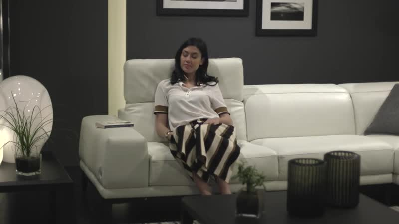 Natuzzi sofas - BORGHESE Natuzzi Italia sofa
