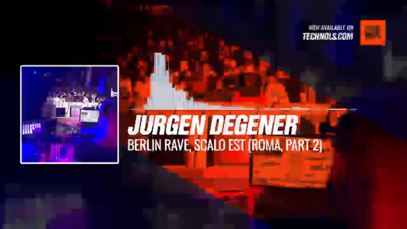 Jurgen Degener Berlin Rave Scalo Est Roma Part 2 Periscope Techno music