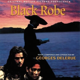 Georges Delerue альбом Black Robe