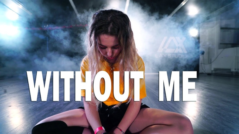 Halsey - Without Me live | Contemporary | Sabrina Lonis Choreography