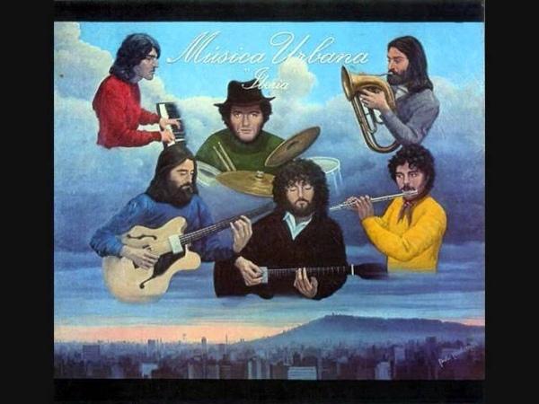 Música Urbana (España, 1978) - Iberia