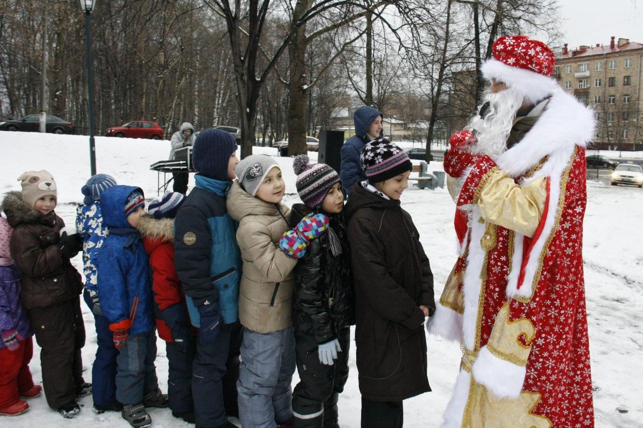 О праздновании Нового года и Рождества поговорят на встрече с главой управы Савеловского
