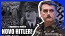 Na Alemanha é mostrado as semelhanças e diferenças do Bolsonaro e Hitler ambos da extrema direita