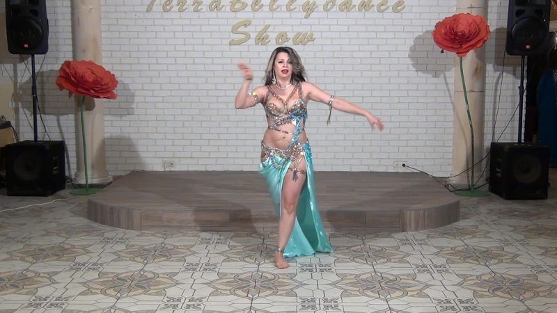 Марина Оганян Terra Bellydance Show лето 2018