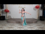 Марина Оганян - Terra Bellydance Show лето 2018