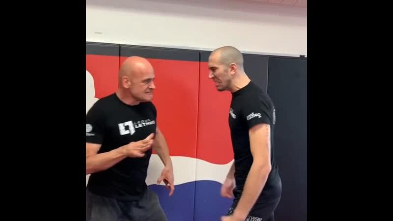Бас Руттен и Дэйв Ледюк чемпион MLWC по бирманскому боксу