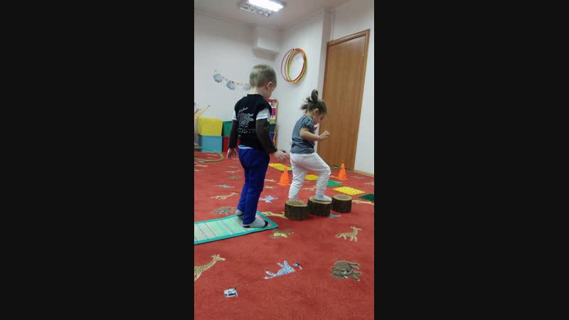 Детский фитнес Эйнштейн